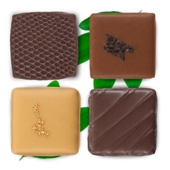 chocolats fourres